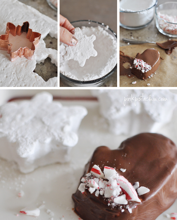 Holiday marshmallow how to