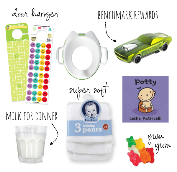 Step by Step Potty Training Tips  Pampers US