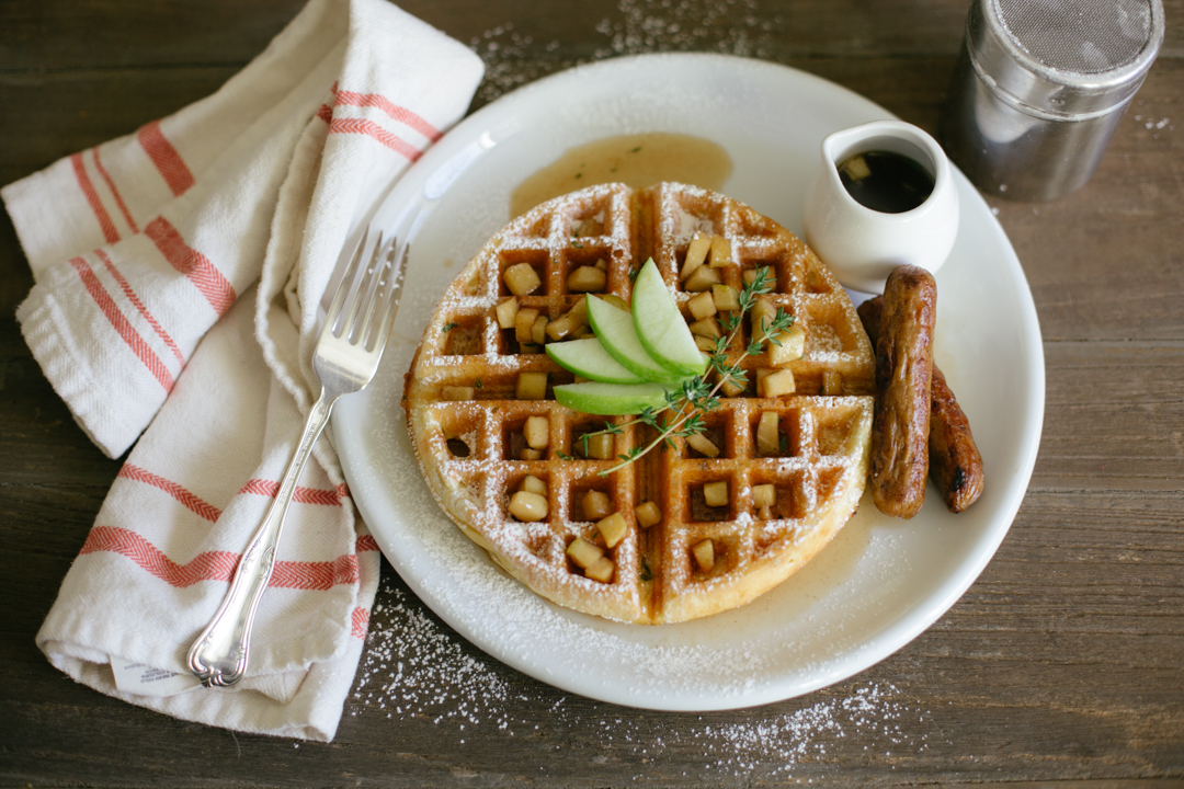 Apple Thyme Waffles (blog) (1 of 16)