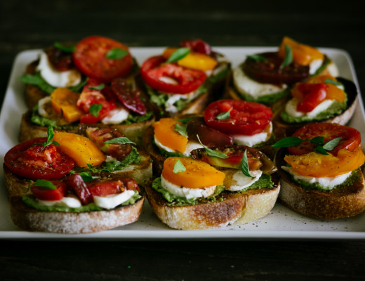 caprese pesto toast (blog) (1 of 11)